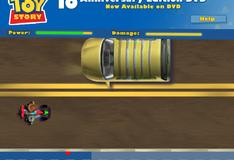 Игра Игра История игрушек 3: движущийся фургон