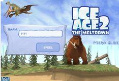 Игра Игра Ледниковый период: Полёт динозавра