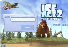 Игра Ледниковый период: Полёт динозавра
