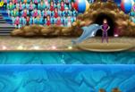 Играть бесплатно в Шоу Дельфинов 4