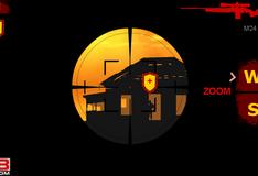 Снайпер охотится за мертвецами