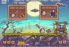 Игра Приключения головы мертвеца