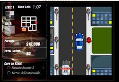Игра Угнать машину за 60 секунд
