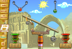 Игра Головоломка с шарами из древней Цивилизации