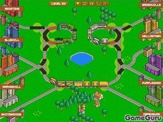 Игра Долина железных дорог 2