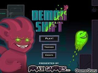 Игра Демонический сдвиг