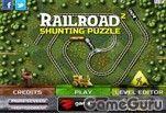 Игра Онлайн железная дорога