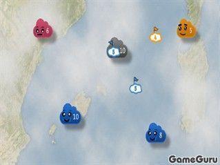 Игра Облачные войны