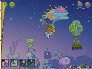 Игра Воздушный турнир
