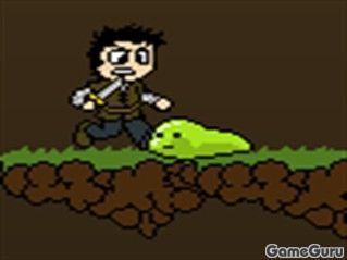 Игра Падение в подземелье 2