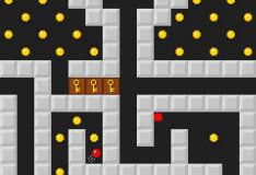 Игра Лабиринт: огонь и вода