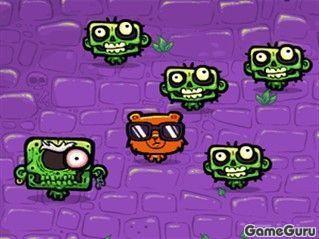 Игра Глупые зомби