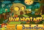 Играть бесплатно в Маленькая ведьма