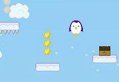 Игра Пингвины умеют летать 2