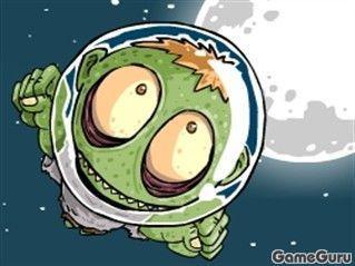 Игра Зомби на Луне