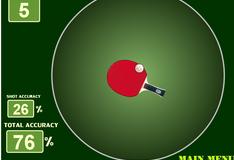 Игра Сумасшедший настольный теннис