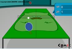 Игра Игра в настольный теннис