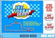 Игра Игра Ледниковый период: Ледяной трек
