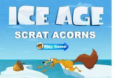 Игра Ледниковый период: Орехи на льду