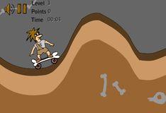 Игра Каменный век Скейтер 2