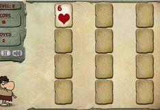 Игра Центрация карт