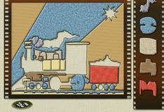 Железная дорога на картинке