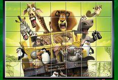 Игра Игра Мадагаскар 3 - Свинг и Установка