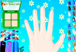 Игра Украшение ногтей
