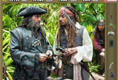 Игра Игра Пираты Карибского моря на странных берегах