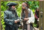 Игра Пираты Карибского моря на странных берегах