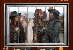 Игра Игра Пираты Карибского моря на неизведанных берегах