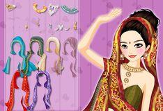 Игра Игра Преображение к индийской свадьбе