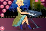 Игра Наряд для пианистки