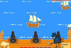 Игра Игра Пираты Карибского моря