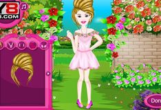Игра Игра Цветочная мода