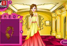 Игра Игра Девушка с золотыми волосами