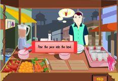 Игра Игра Магазин соков в Индии