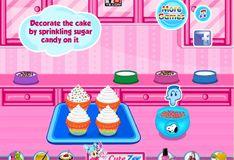 Игра Игра Радуга Снупи: Пирог для клоуна