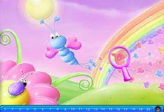 Игра Игра Садовая радуга. Скрытые вещи