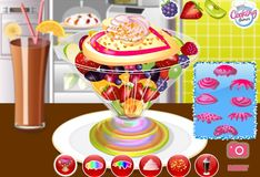 Игра Радужный салат