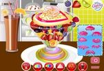 Играть бесплатно в Игра Радужный салат