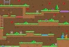 Игра Игра Воинственные коты-близнецы