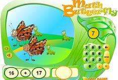Игра Игра Математическая бабочка