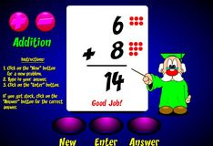 Игра Игра Профессор математики Финклес