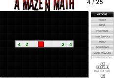 Игра Игра Лабиринт и математика