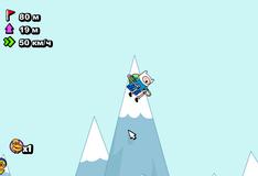 Игра Прыгун Фин