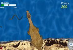 Игра Игра Рыбалка динозавра