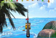 Игра Морская рыбалка на спиннинг