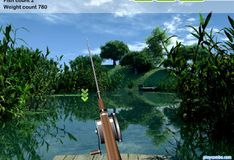 Игра Игра Рыбалка на озере