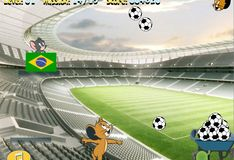Игра Том и Джерри - дорога на Рио